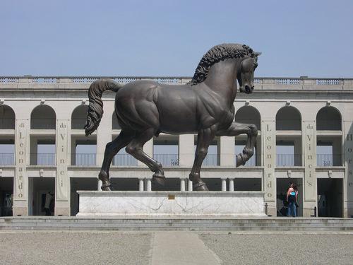 Cavallo di Leonardo da Vinci