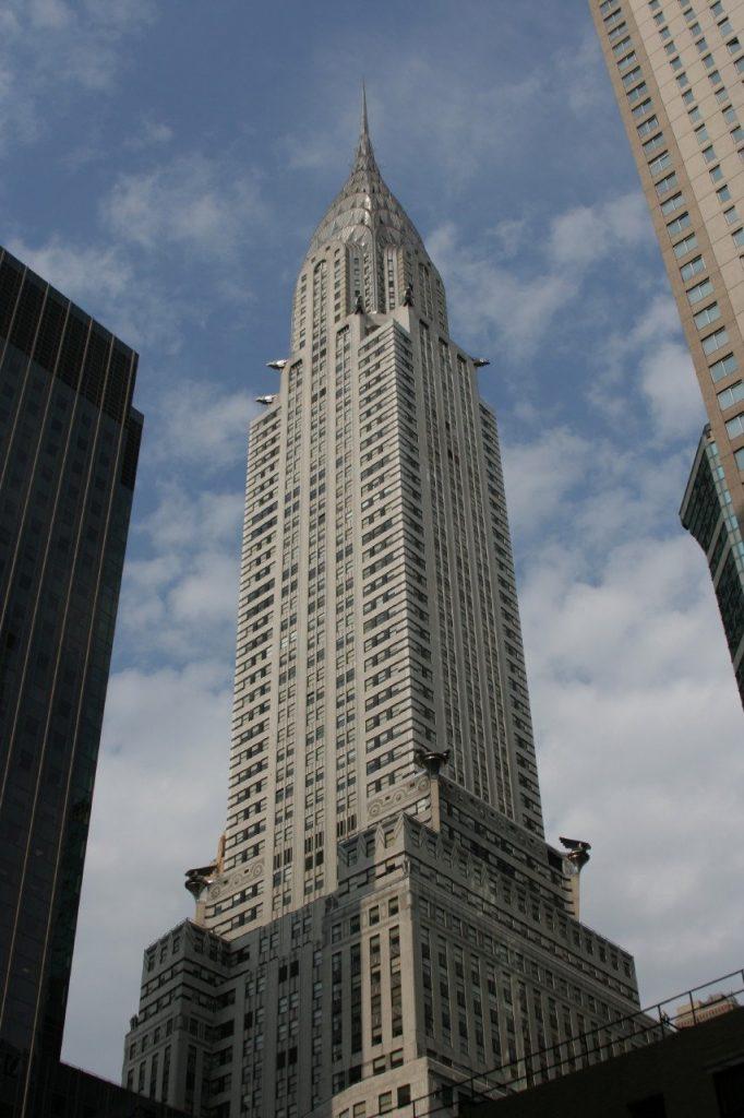 El Chrysler Building