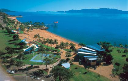 Townsville en las costas Australianas