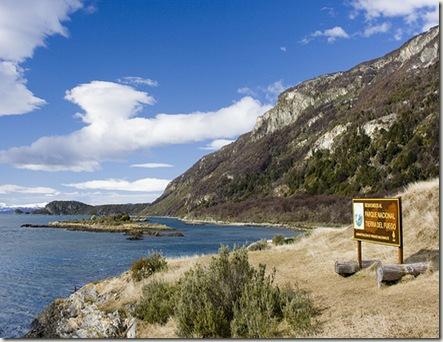 El Parque Nacional Tierra del Fuego