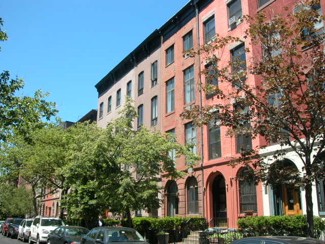 Barrio Chelsea en Manhattan