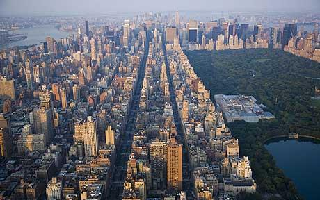 uptown Nueva York