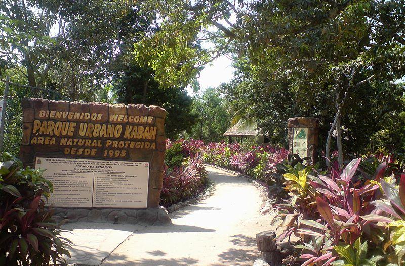 Parque Ecológico Kabah