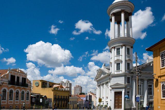 centro historico curitiba