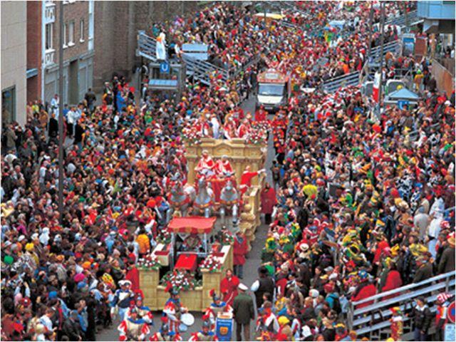 carnaval de colonia Alemania