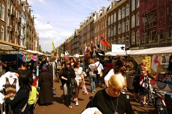 El Mercado Albert Cuyp