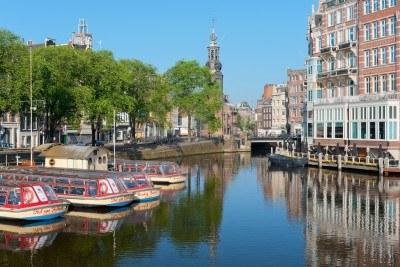Viaje en Botes en Ámsterdam
