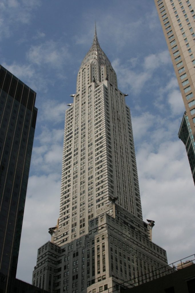 El Chrysler Building
