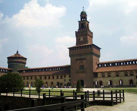 sforzesco-castle