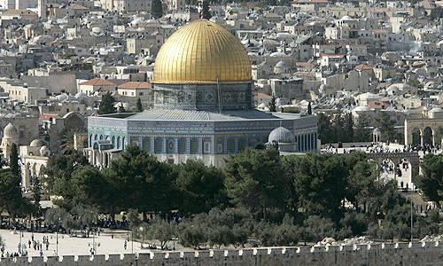tierra santa - jerusalem