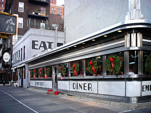Antiguo Diner New York