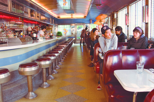 Diners New York