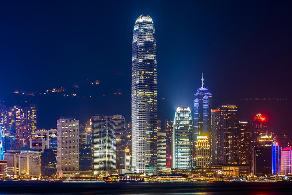 9.HONG KONG-paisaje urbano