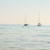 barco es la mejor manera de recorrer y disfrutar Ibiza