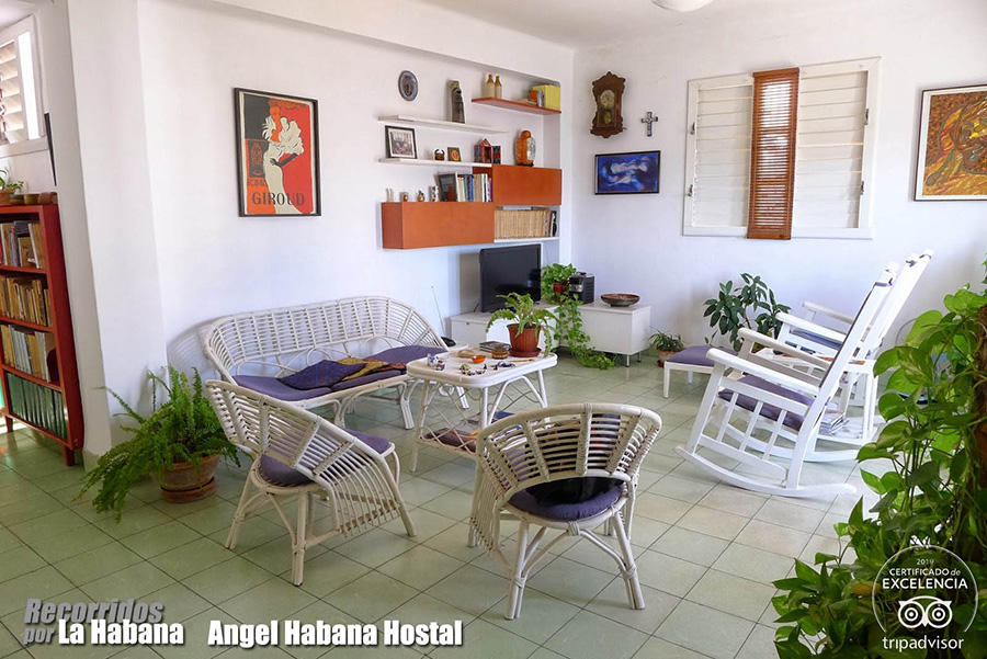 Hostal Angel Habana